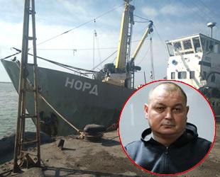 'Nord' isimli balıkçı teknesinin kaptanı Vladimir Gorbenko, Kırım'a kaçtı