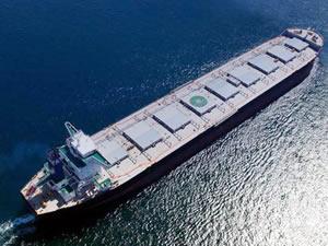 COSCO, 210 bin DWT taşıma kapasiteli 16 adet dökme yük gemi siparişi verdi