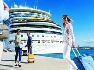 Ekonomik tatile cazip alternatif: Cruise seyahati!