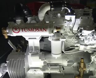 TÜMOSAN'ın yerli deniz motoru görücüye çıktı