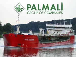 Palmali Denizcilik'e ait iki ürün tankeri Romanya ve İspanya'da tutuklandı