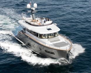Sirena Marine, Japan International Boat Show'a katılıyor
