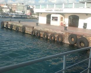 İstanbul'da 50 iskelede büyük onarım başlıyor