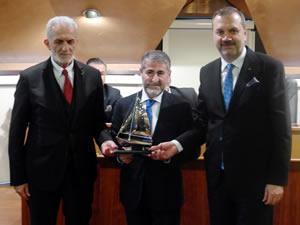 İMEAK DTO Mart Ayı Olağan Meclis Toplantısı yapıldı