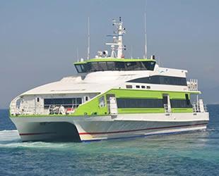 Büyükçekmece-Bursa arası feribot seferleri başlıyor