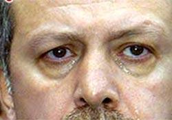 Başbakan Şehitlerimize ağladı