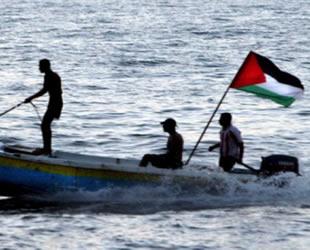 İsrail, 4 Filistinli balıkçıyı gözaltına aldı