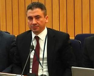Umut Şentürk, IMO Alt Komitesi SSE Başkanlığı'na seçildi