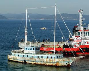 Çanakkale Boğazı'nda hayalet tekne alarmı verildi