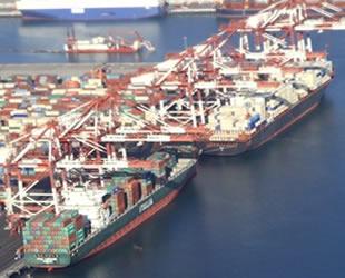 İran'ın 21 limanı ivme kaybetti