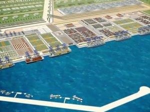 Trabzon'dan gemilerle Gürcistan'a bazalt taşı taşınacak