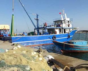 Mersin'de balıkçı barınakları yenilenecek