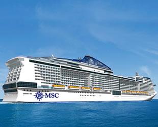 MSC Cruises 13.6 miyar Euro'luk yatırım yapmayı planlıyor
