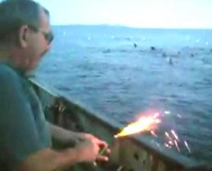 Kanadalı balıkçılar, hayvenseverlerin tepkisine neden oldu