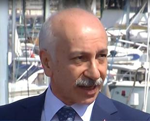 Selim Dursun: Deniz ticaretinin filo kapasitesi dünyaya göre yüzde 75 büyüdü