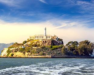 Alcatraz'ın altında gizli bir askeri üs bulundu
