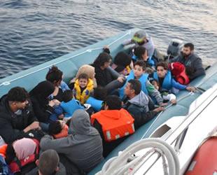 Ege Denizi'nde düzensiz göç yüzde 96 azaldı