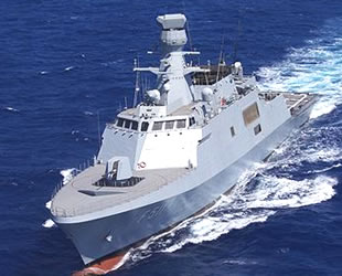 Milli gemiler, yeni sonarla daha da güçlenecek