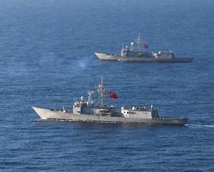 Deniz Kuvvetleri, Doğu Akdeniz'de tatbikat yaptı