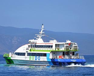 'Hüdavendigar' isimli BUDO feribotu arıza yaptı