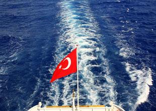 Türk bayrağı beyaz listede dalgalanıyor!