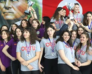 ODTÜ, Sualtı Hokeyi Şampiyonası'nda şampiyon oldu