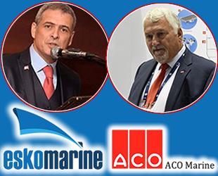 Eskomarine, ACO Marine İstanbul Bölge Temsilcisi oldu