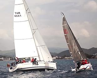 Dragut Sailing Cup 1. Ayak Yarışları sona erdi