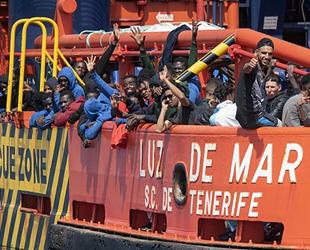 İtalya ve İspanya, Akdeniz'deki göçmen operasyonlarını kamuoyundan gizliyor