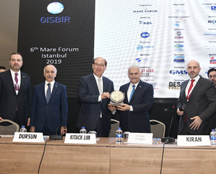 IMO Genel Sekteri Kitack Lim, Mare Forum İstanbul'a katıldı