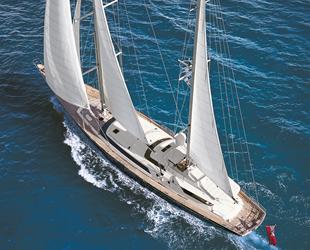 Enterprice C isimli yelkenli tekne, icradan satışa çıkarıldı