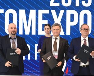 Türk ve Rus şirketler, stratejik işbirliği anlaşması imzaladı
