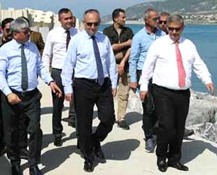 Madenli Marina ve Yat Limanı toplantısı gerçekleşti
