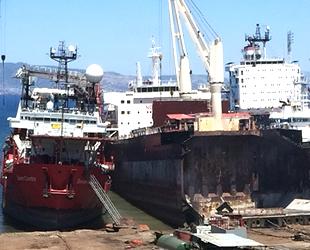 Türk gemi geri dönüşüm tesisleri, rekabet etme şansı yaşatıyor