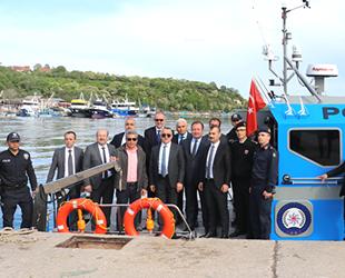 İğneada Deniz ve Liman Şube Müdürlüğü ekipleri görevlerine başladı