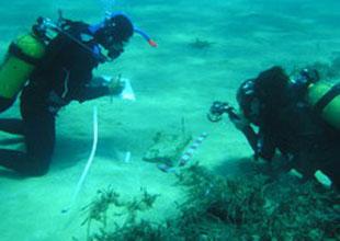 Antalya sualtı hazineleri kayıt altına alınıyor