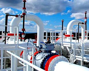 Türkiye'nin doğalgaz ithalatı Şubat ayında yüzde 21 azaldı