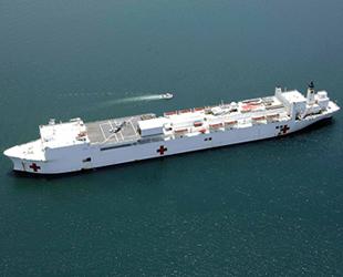 ABD, Venezuela'ya askeri hastane gemisi gönderilecek