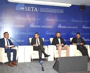 'Kıbrıs ve Doğu Akdeniz'in Güvenliği' paneli düzenlendi
