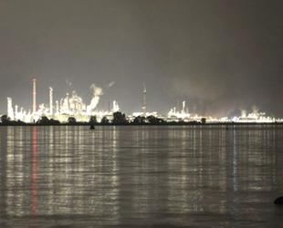 Hollanda'da içinde uyuşturucu laboratuvarı olan kargo gemisi batırıldı