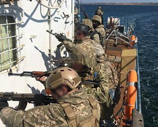 Ukrayna, Rus gemilerini ele geçirme tatbikatı gerçekleştirdi
