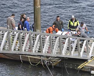 ABD'de iki deniz uçağı havada çarpıştı: 5 ölü, 10 yaralı