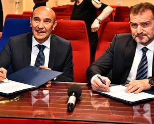 İZDENİZ ile Türkiye Denizciler Sendikası arasında 'Toplu İş Sözleşmesi' imzalandı