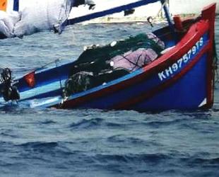 Endonezya, el koyduğu 539 balıkçı teknesini batırdı
