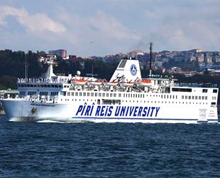 Piri Reis Üniversitesi Gemisi, İstanbul'dan Samsun'a tarihi yolculuğa çıkacak