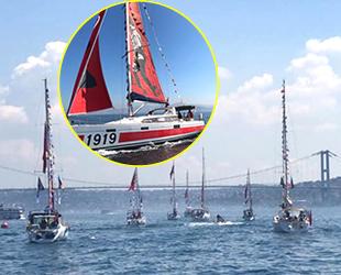 55 tekne, Samsun'a çıkarma yapacak