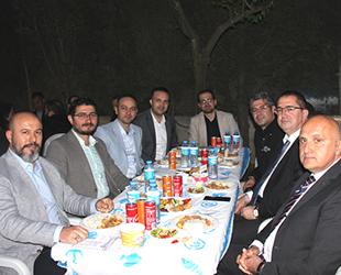 GMO, geleneksel iftar yemeğinde üyeleri ile buluştu