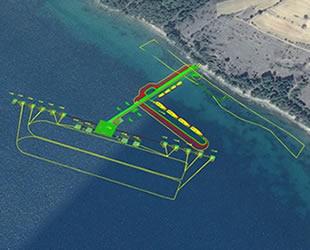 Saros FSRU Gemi İskelesi'nin iptali için dava açıldı