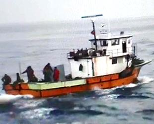 Romanya, 8 Türk balıkçıyı gözaltına aldı