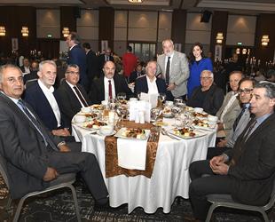 KOSDER'in iftar yemeği yoğun bir katılımla gerçekleşti